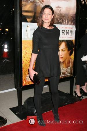 Rhona Mitra Los Angeles Premiere of 'Atonement' at The Academy of Motion Pictures, Arts, and Sciences - Arrivals Los Angeles,...