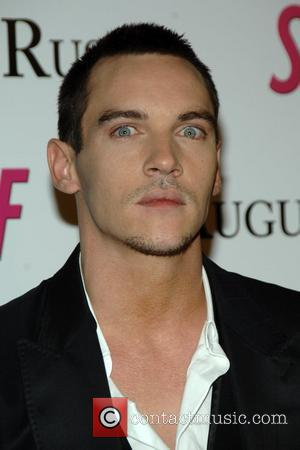 Jonathan Rhys Meyers at the movie premiere of 'August Rush' held at the Ziegfield Theater New York City, USA -11.11.07