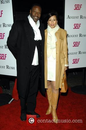 Tamara Tunie and Rush