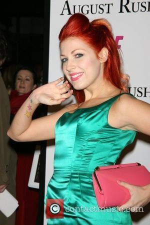 Bonnie McKee The movie premiere of 'August Rush' held at the Ziegfield Theater New York City, USA -11.11.07