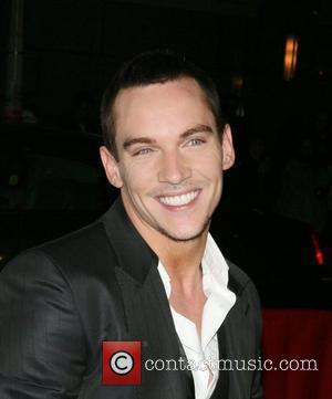 Jonathan Rhys Meyers The movie premiere of 'August Rush' held at the Ziegfield Theater New York City, USA -11.11.07