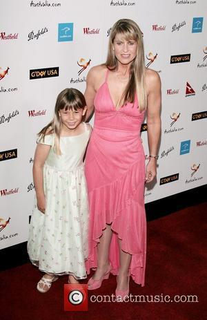Terri Irwin and Bindi Irwin The G'Day USA Australia.com Black Tie Gala Grand Ballroom, Hollywood and Highland Los Angeles, California...