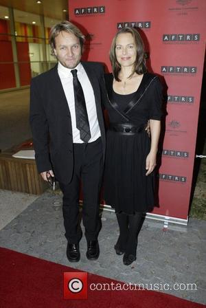Jeremy Sims and Samantha Lang