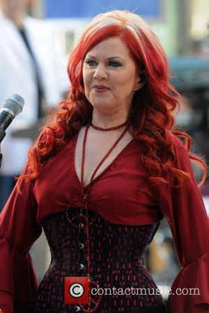 Kate Pierson The B-52's perform live for the Today Show's Summer Concert Series at the Rockefeller Plaza New York City,...