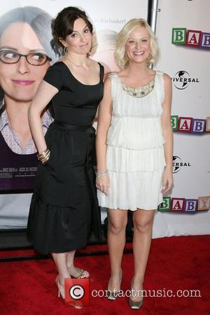 Tina Fey, Amy Poehler 2008 Tribeca Film Festival Opening Night - World Premiere of 'Baby Mama' at Ziegfeld Theatre New...