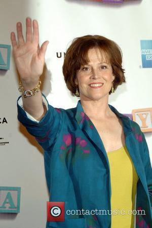 Sigourney Weaver  2008 Tribeca Film Festival Opening Night - World Premiere of 'Baby Mama' at Ziegfeld Theatre New York...