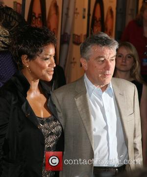 Grace Hightower and Robert De Niro 2008 Tribeca Film Festival Opening Night - World Premiere of 'Baby Mama' at Ziegfeld...