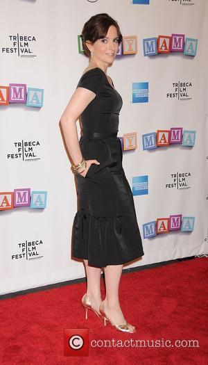 Tina Fey 2008 Tribeca Film Festival Opening Night - World Premiere of 'Baby Mama' at Ziegfeld Theatre	  New York...