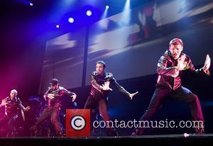 Backstreet Boys Support The Hoosiers