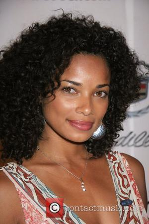 Rochelle Aytes 2nd Annual Chris Webber Foundation's Bada Bling celebrity event weekend held at Caesars Palace Hotel and Casino Las...
