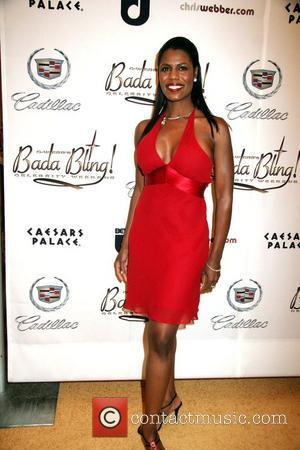 Omarosa Manigault Stallworth 2nd Annual Chris Webber Foundation's Bada Bling celebrity event weekend held at Caesars Palace Hotel and Casino...