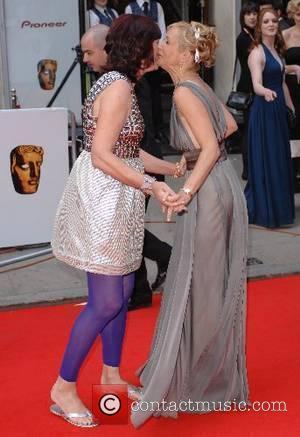 Janet Street-Porter and Tania Bryer 2007 British Academy Television Awards - Red Carpet Arrivals held at the London Palladium London,...