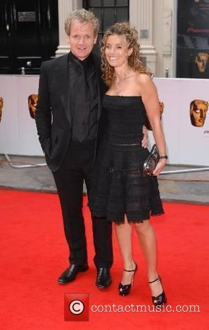 Gordon Ramsay, Tana Ramsay 2007 British Academy Television Awards - Red Carpet Arrivals held at the London Palladium London, England...