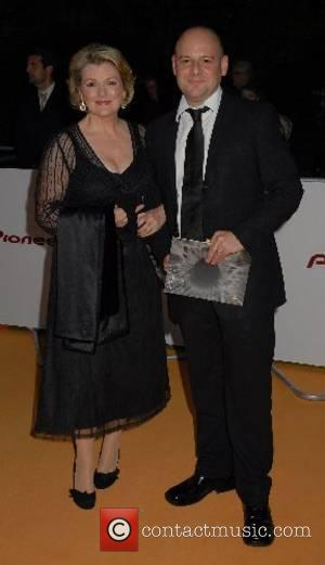 Brenda Blethyn and guest,  The Pioneer British Academy Television Awards at the London Palladium - Departures London, England -...