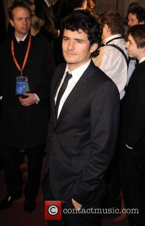 Orlando Bloom The Orange British Academy Film Awards  after-party held at the Grosvenor House London, England - 10.02.08
