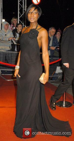 Denise Lewis,  British Academy Television Awards (BAFTA) at the London Palladium - After Party London, England - 20.04.08