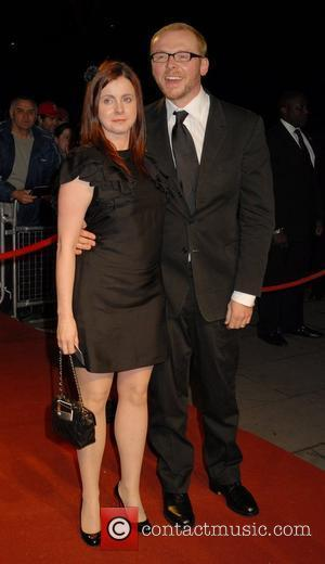 Simon Pegg,  British Academy Television Awards (BAFTA) at the London Palladium - After Party London, England - 20.04.08