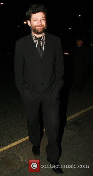 Andy Serkis The Orange British Academy Film Awards  after-party held at the Grosvenor House London, England - 10.02.08