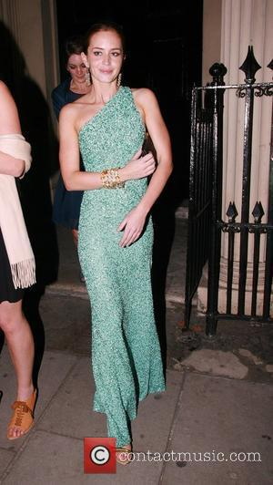 Blunt Is Elton's Juliet
