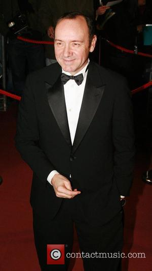 Kevin Spacey, Grosvenor House