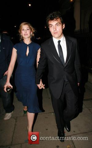Rosamund Pike, Joe Wright and Grosvenor House
