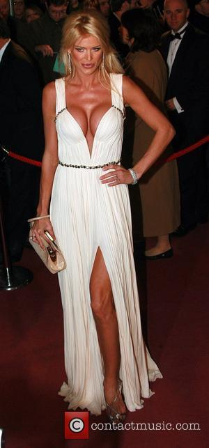 Victoria Silvstedt and Grosvenor House