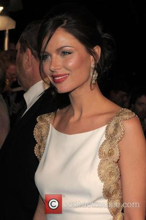 Giannina Facio and British Academy Film Awards 2008
