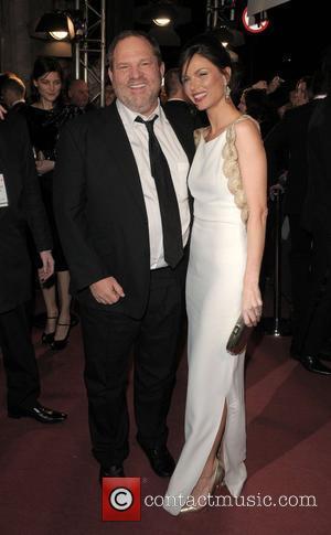 Harvey Weinstein, Giannina Facio and British Academy Film Awards 2008