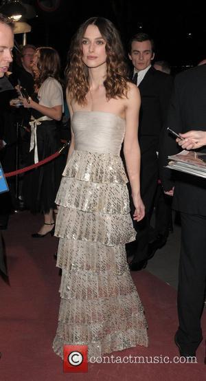 British Academy Film Awards 2008, Keira Knightley