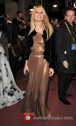 Meredith Ostrom and British Academy Film Awards 2008