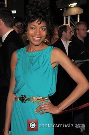 Naomie Harris and British Academy Film Awards 2008