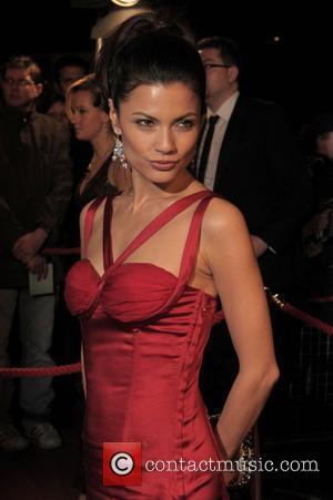 Natassia Malthe  The Orange British Academy Film Awards 2008 held at the Royal Opera House - Arrivals London, England...