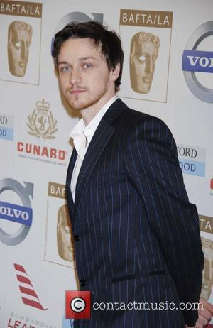 James McAvoy, BAFTA