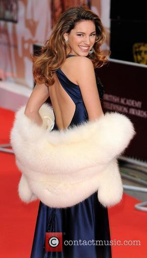 Kelly Brook, BAFTA, London Palladium, British Academy Television Awards