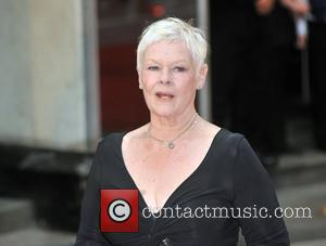 Judi Dench, London Palladium, British Academy Television Awards