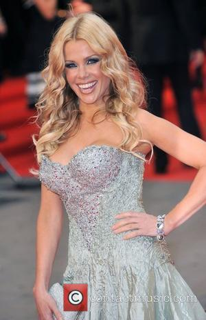 Melinda Messenger British Academy Television Awards (BAFTA) at the London Palladium - Arrivals London, England - 20.04.08