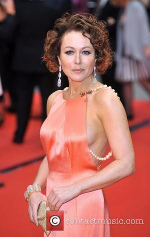 Amanda Mealing British Academy Television Awards (BAFTA) at the London Palladium - Arrivals London, England - 20.04.08