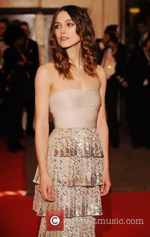 British Academy Film Awards 2008, Keira Knightley