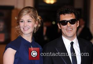 Rosamund Pike and Joe Wright