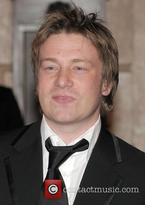 Jamie Oliver and British Academy Film Awards 2008