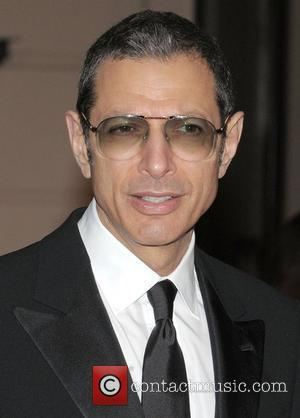 Jeff Goldblum and British Academy Film Awards 2008
