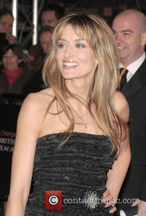 Natasha Mcelhone and British Academy Film Awards 2008