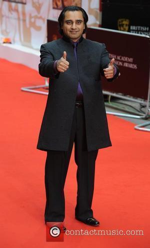 Sanjeev Bhaskar British Academy Television Awards (BAFTA) at the London Palladium - Arrivals London, England - 20.04.08