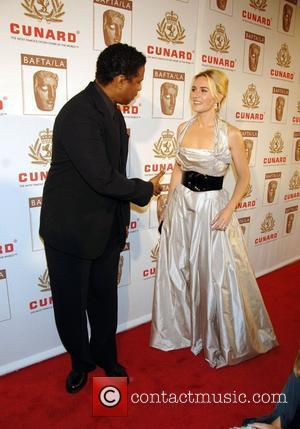 Denzel Washington and Kate Winslet