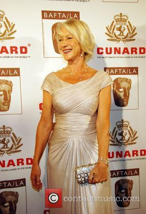 Mirren Daunted By Royal Role
