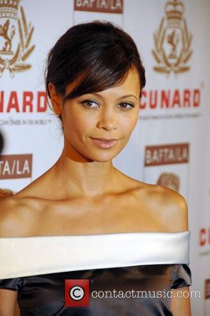 Thandie Newton 6th Annual BAFTA/LA Cunard Britannia Awards - arrivals held at the Hyatt Regency Century Plaza Los Angeles, California...