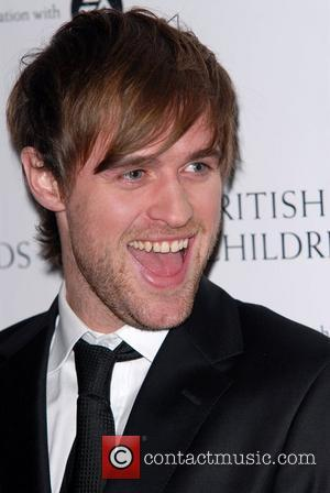 Jonas Armstrong 12th British Academy Children's Awards 2007 at London Hilton - Inside London, England - 25.11.07
