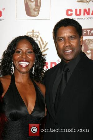 Pauletta Washington and Denzel Denzel Washington BAFTA/LA Cunard Britannia Awards 2007 at the Hyatt Regency Century Plaza Hotel Los Angeles,...