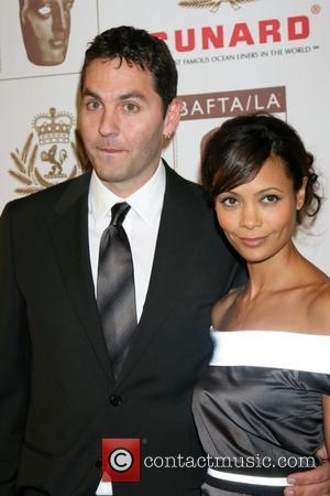 Thandie Newton and husband Ol Parker  BAFTA/LA Cunard Britannia Awards 2007 at the Hyatt Regency Century Plaza Hotel Los...