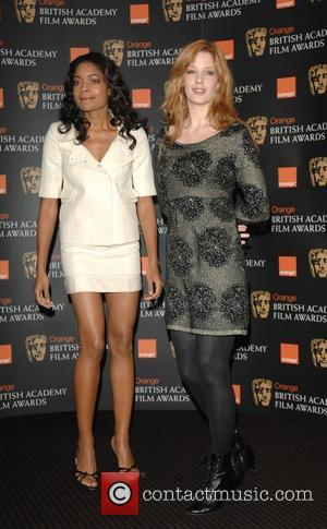 Kelly Reilly and Naomie Harris